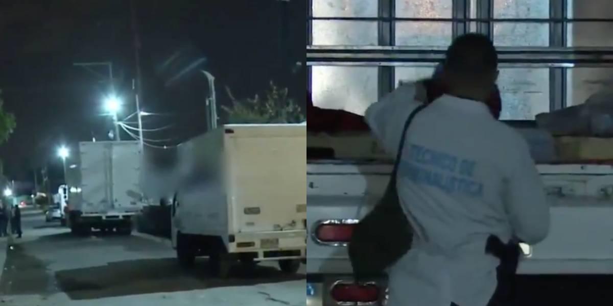 ¡Insólito! Millonario robo a un camión por parte de falsos policías en Bogotá