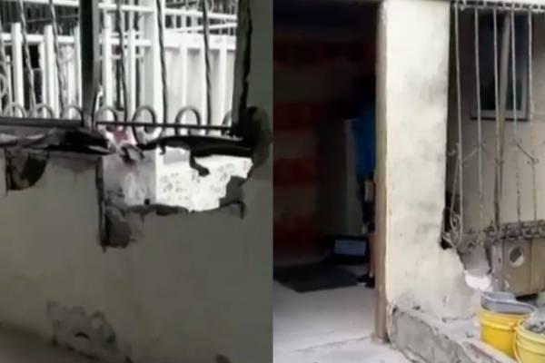 Fuerte explosión en Armenia dejó varios heridos