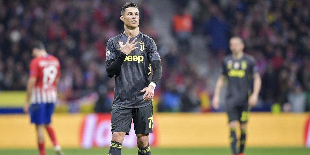 El polémico show de Cristiano Ronaldo en la que podría ser su peor  Champions desde que bbbfed95ad542