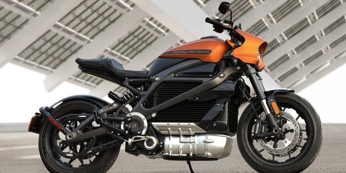 Así es LiveWire, la primera moto eléctrica de Harley-Davidson