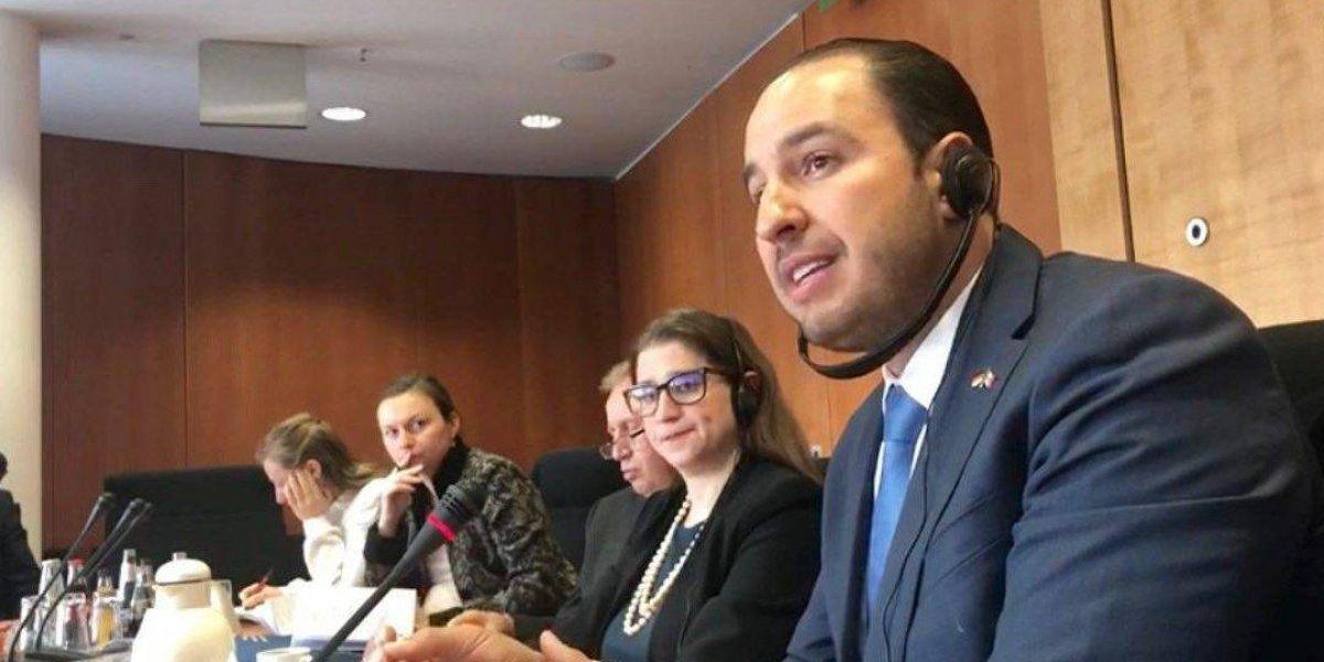 Participación del Ejército en seguridad pública debe ser transitoria: Marko Cortés