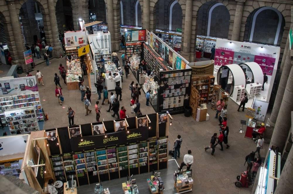 Inició Feria Internacional del Libro del Palacio de Minería