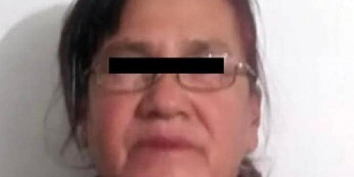 Capturan a mujer de 52 años por presuntamente vender marihuana en el Edomex