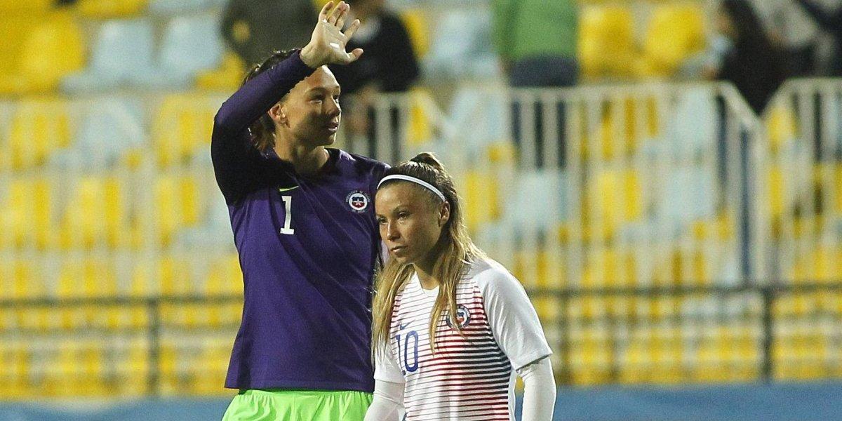 La Roja femenina sigue preparando el Mundial con dos amistosos ante Jamaica