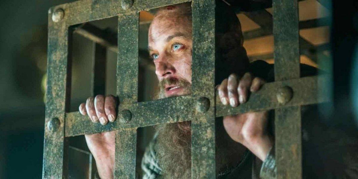 """""""Vikingos"""": Se revela secreto de la muerte de Ragnar Lothbrok"""