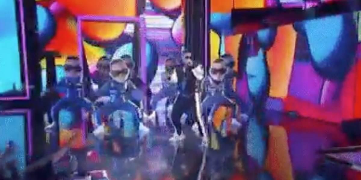 Daddy Yankee se roba el show con su presentación en Premio Lo Nuestro
