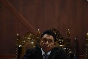 Vista pública en la Corte de Constitucionalidad por amparos a favor de CICIG.