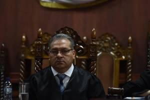 Vista pública en la Corte de Constitucionalidad por amparos a favor de CICIG