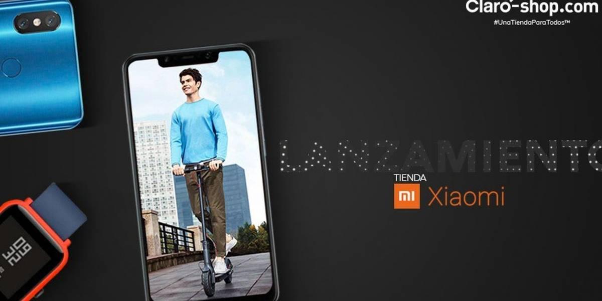 ClaroShop es el nuevo punto de venta oficial de Xiaomi en México