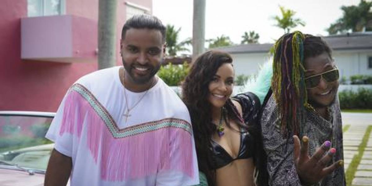 "Sharlene, Zion y Lennox estrenan tema ""San Pedro"""