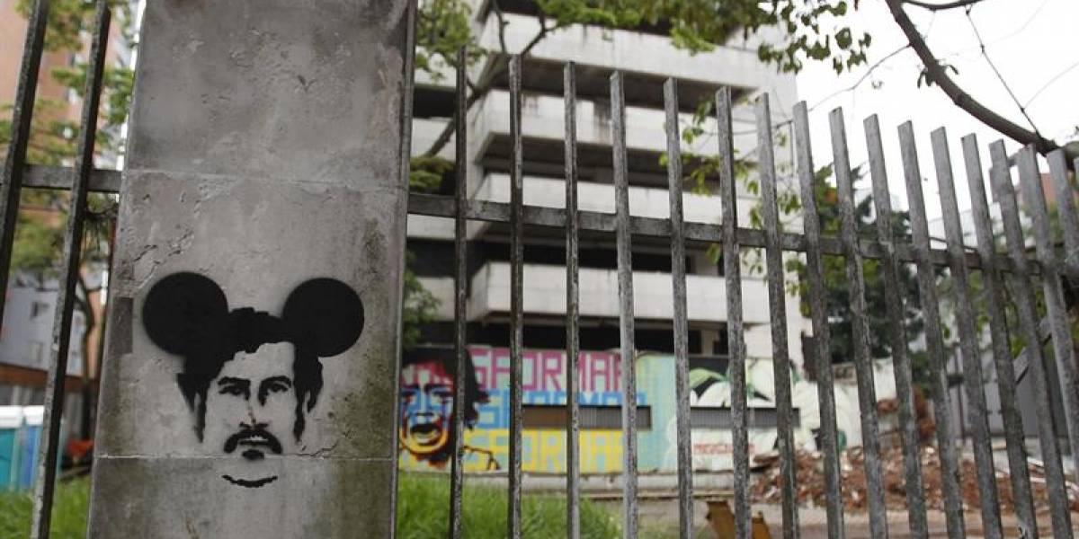 Video: Supuesto fantasma Pablo Escobar fue visto antes de demoler el edificio Mónaco