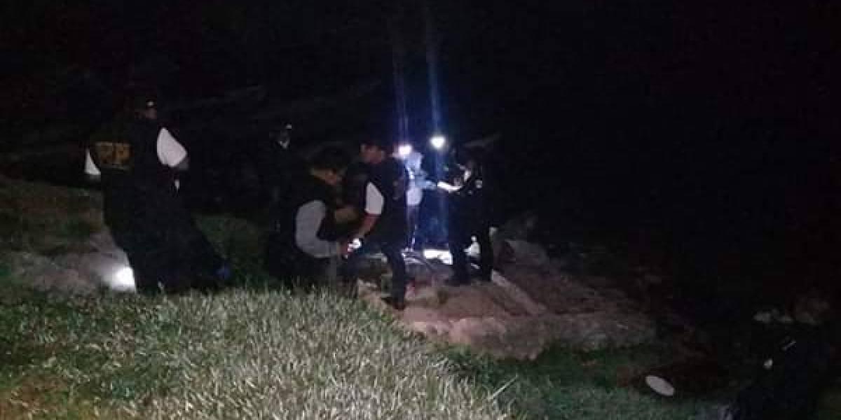 Localizan cuerpo en el lago de Atitlán