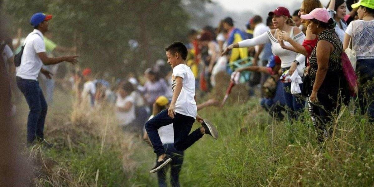 Lucha política en Venezuela se refleja en conciertos
