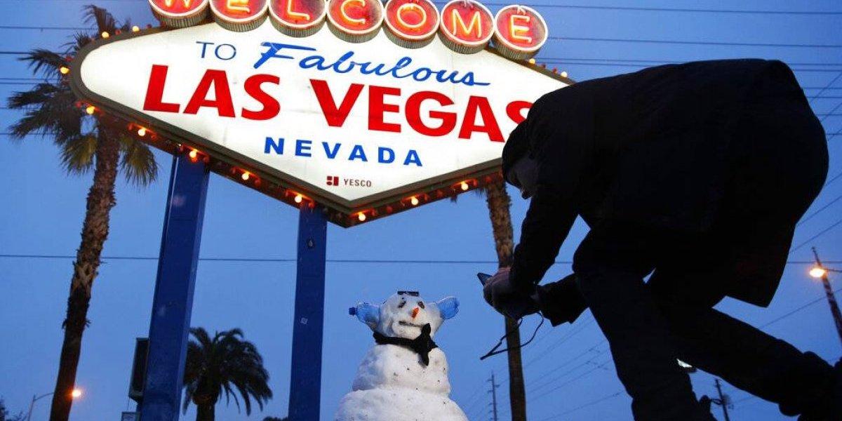 Registran nevada récord en partes de Arizona