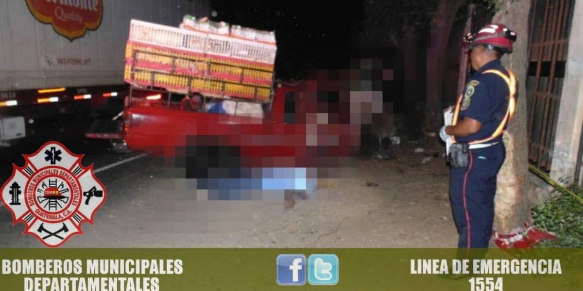 Cinco muertos y dos heridos tras ataque armado en Zacapa
