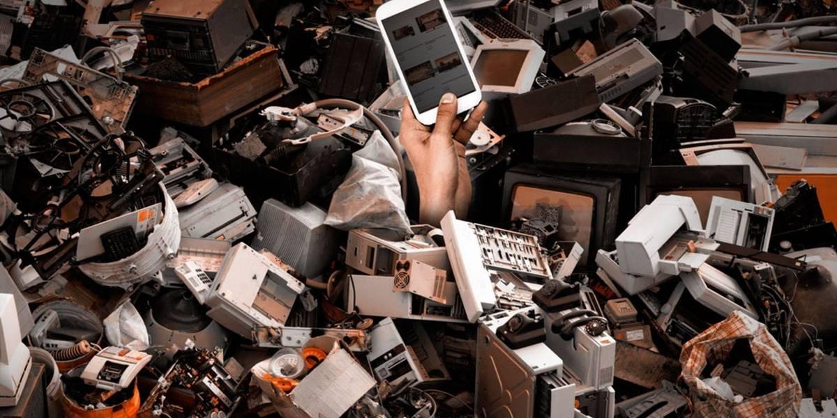 México es el tercer productor de basura electrónica en América