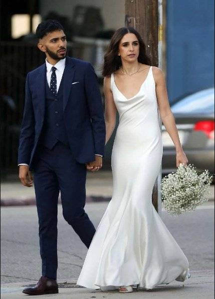 Así lució Selena Gómez en la boda de su amiga