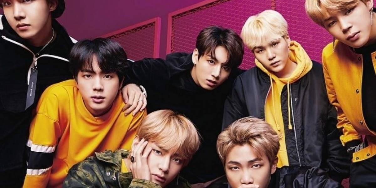 Grupo BTS lança oficialmente o novo projeto global ARMYPEDIA