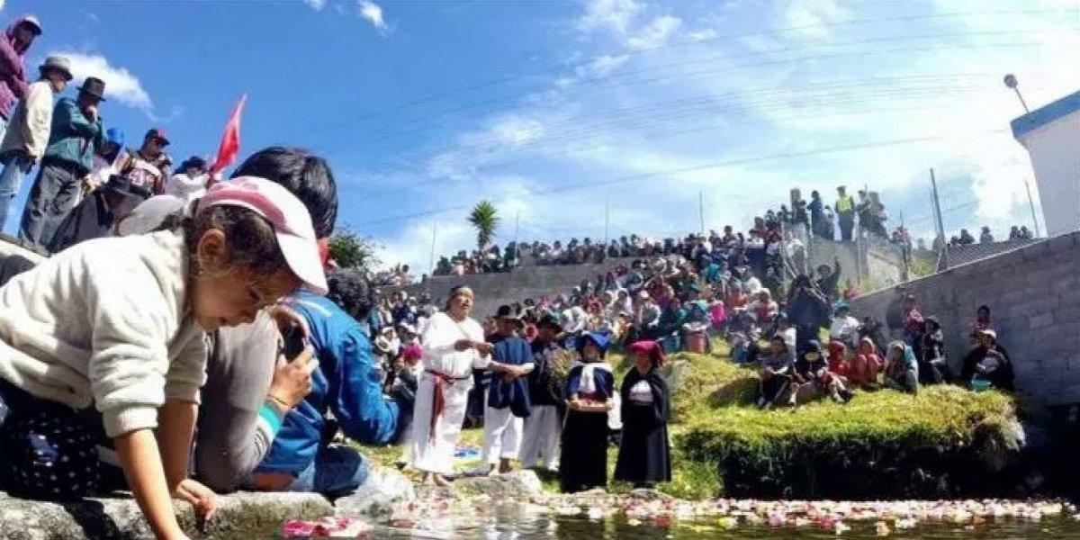 Carnavales de Peguche 2019, Pawka Raymi un festejo ancestral