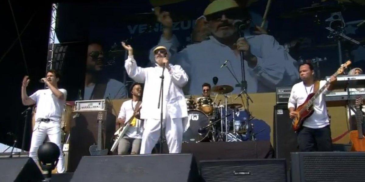 Miguel Bosé: 'Maduro, lárgate ya, lo más lejos que puedas'