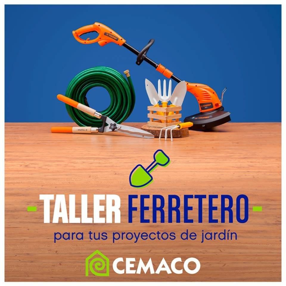 Taller Ferretero Cemaco