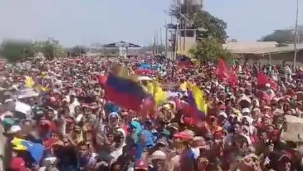 Niche y Guayacán estuvieron en concierto de Maduro, pero no eran los originales