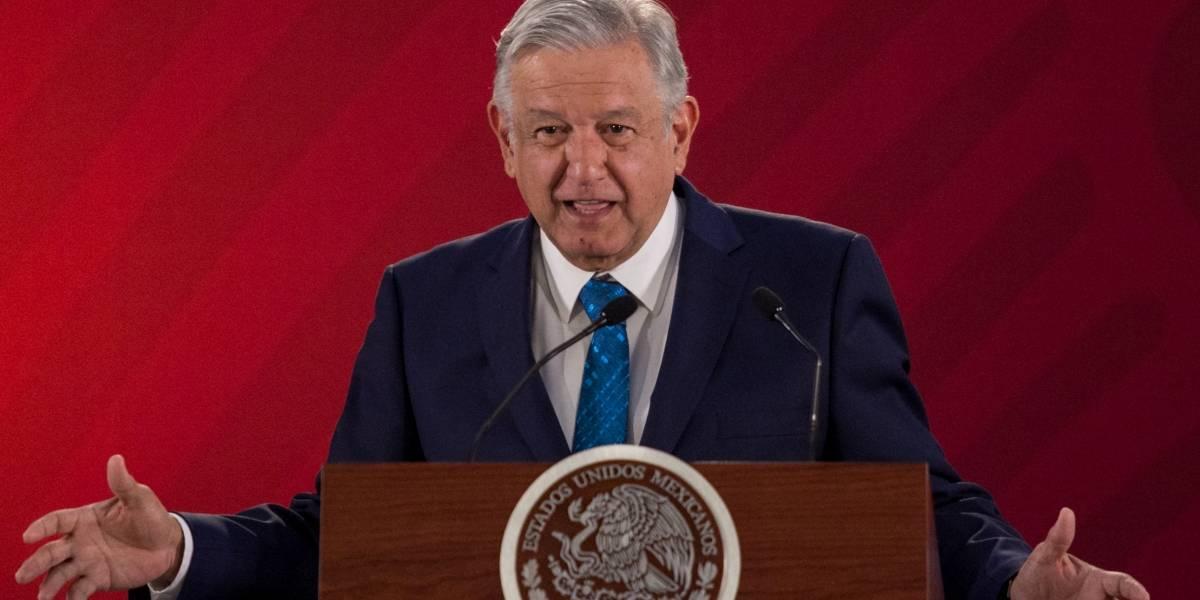 """""""Estamos muy satisfechos"""": AMLO sobre aprobación de Guardia Nacional en el Senado"""
