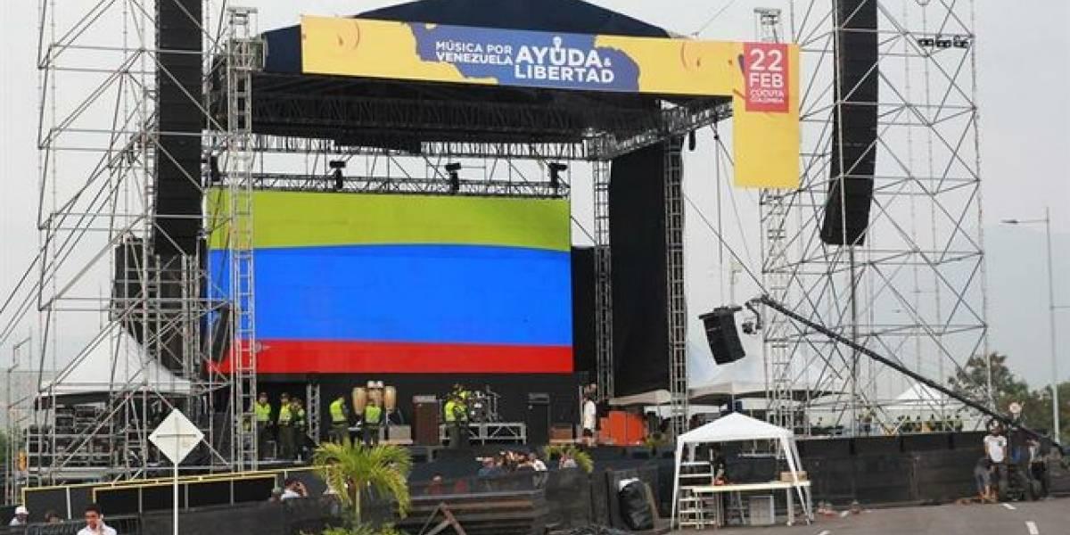 Venezuela Aid Live: EN VIVO, En este orden se presentarán los 32 artistas