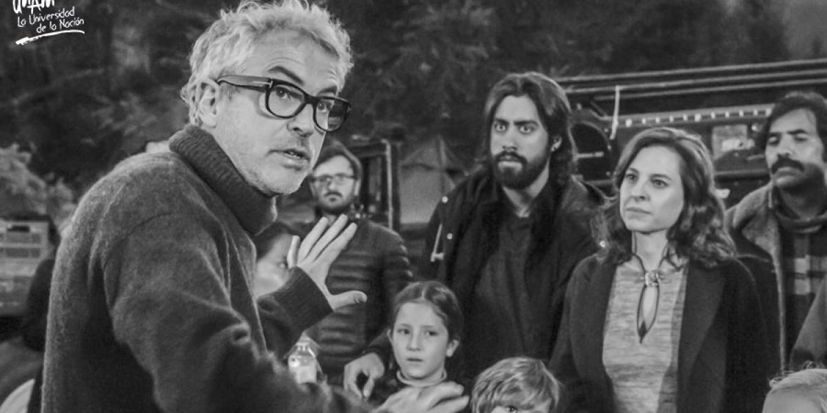 Alfonso Cuarón reconoce que su educación en la UNAM fue muy buena