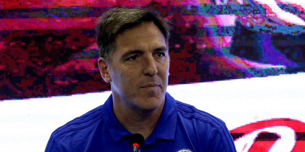 Eduardo Berizzo, un DT con más roce europeo que Juan Carlos Osorio