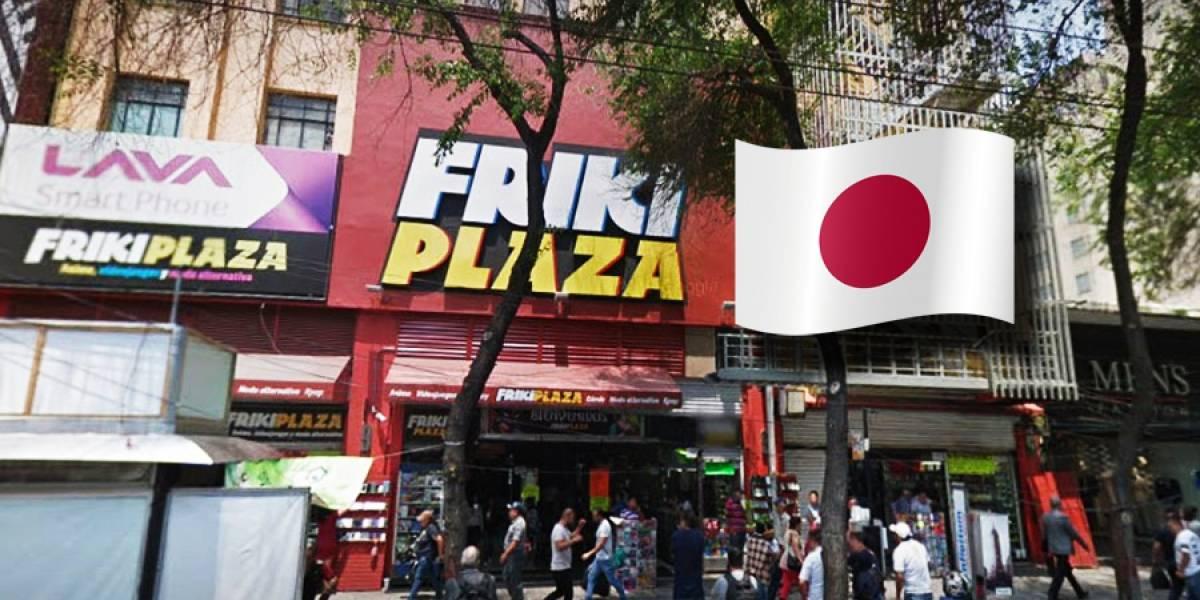 Japón reconoce a la Frikiplaza como el Akihabara mexicano con este reportaje