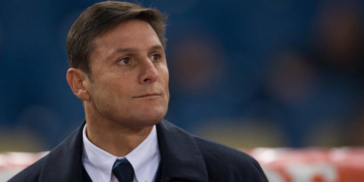 """Javier Zanetti dispara contra el rebelde Mauro Icardi: """"En el Inter nadie es más importante que el equipo"""""""