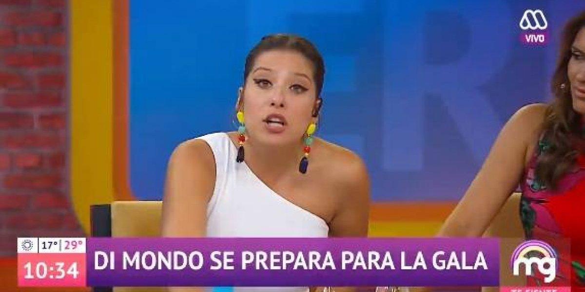 María José Quintanilla perdió la paciencia e interrumpió a sus compañeros de matinal con fuerte mensaje