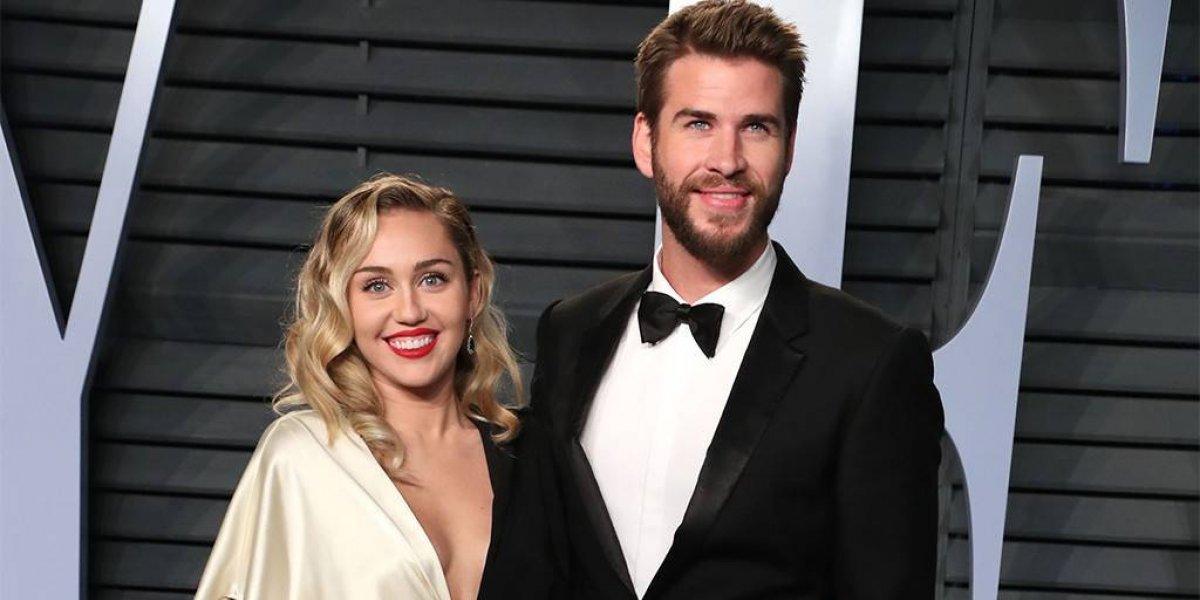 Miley Cyrus revela la razón por la cuál se casó con Liam Hemsworth