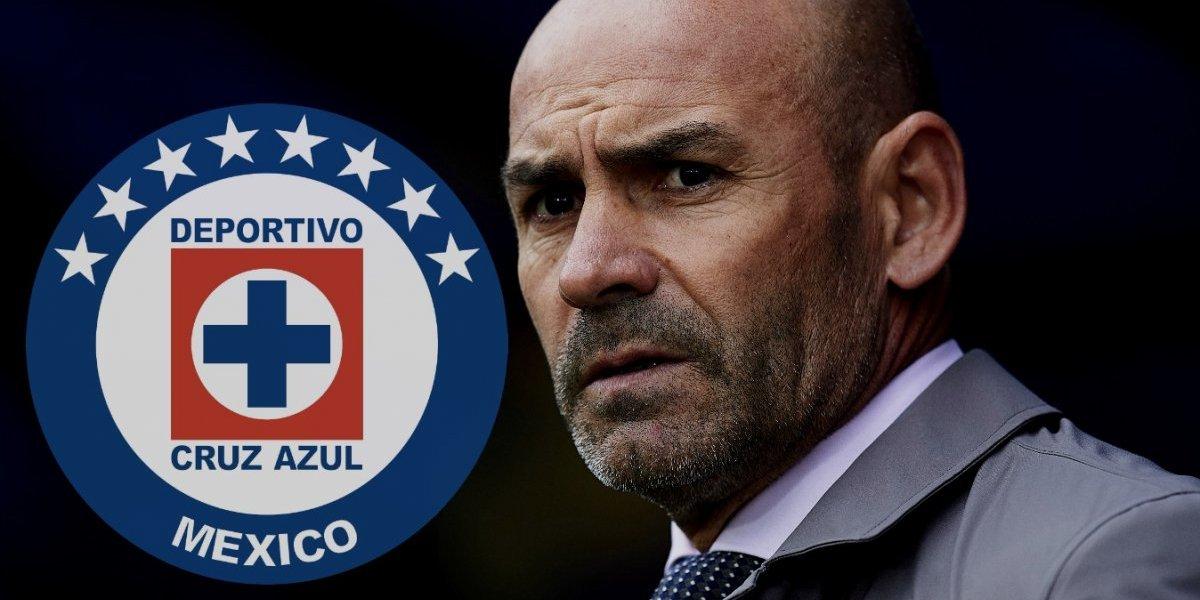 Paco Jémez coquetea con Cruz Azul