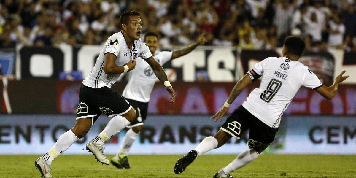 Con la fuerza del Búfalo: Colo Colo sufrió para ganar en un apretado encuentro ante la Universidad de Concepción