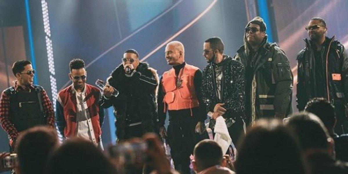 Magistral homenaje a Daddy Yankee en Premio Lo Nuestro