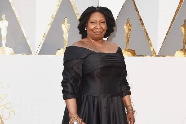 Whoopi Goldberg no estaría en los Oscar 2019