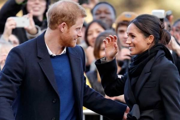El hijo de Meghan y Harry será el primero en tener doble nacionalidad