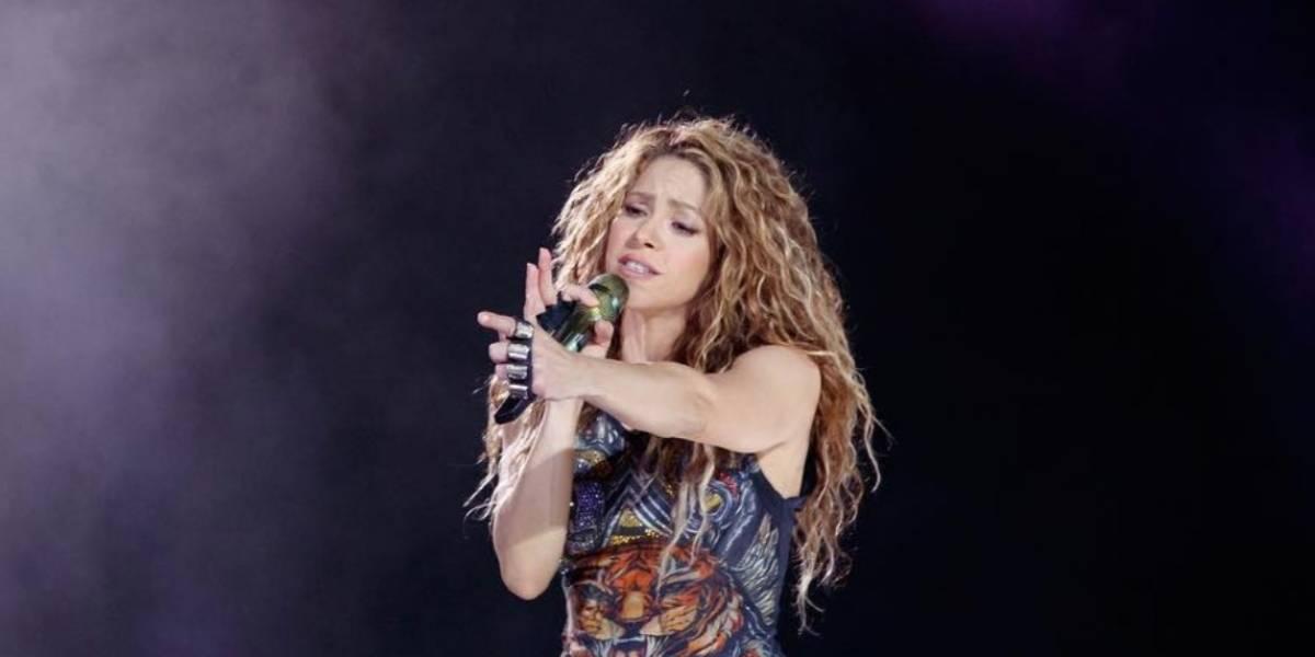 El mensaje de Shakira durante el concierto Venezuela Aid Live en Cúcuta