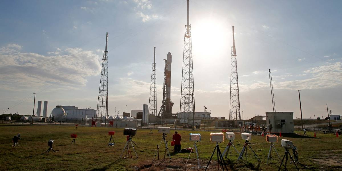 Israel inicia sua primeira missão espacial em direção à Lua