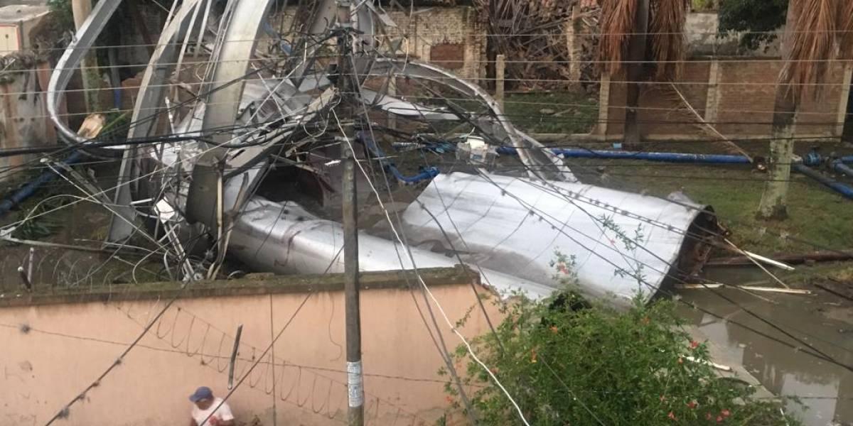 Daños en Valle del Cauca habrían sido por sismo que se sintió en Ecuador