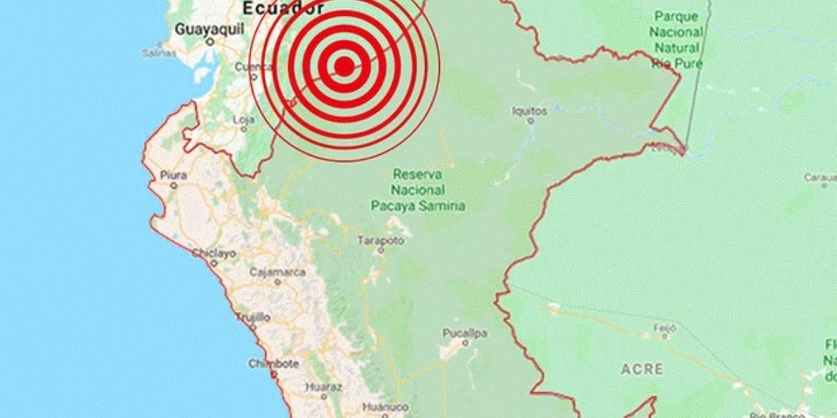 Fuerte terremoto de 7,6 grados estremece a Ecuador, Perú y parte de Colombia