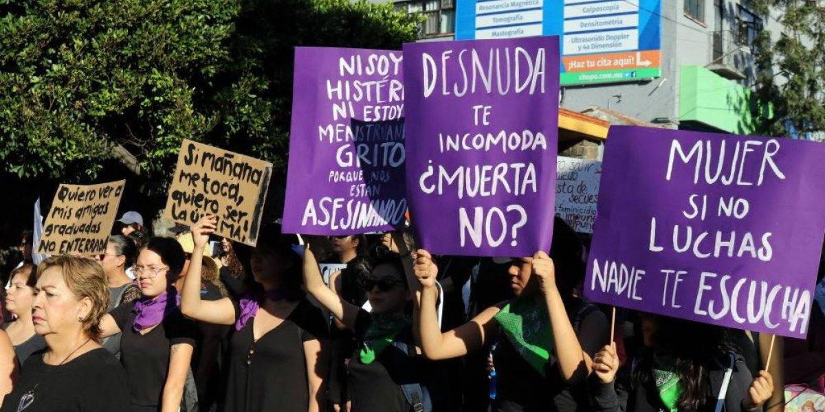 Sheinbaum decreta alerta contra violencia de género en la CDMX