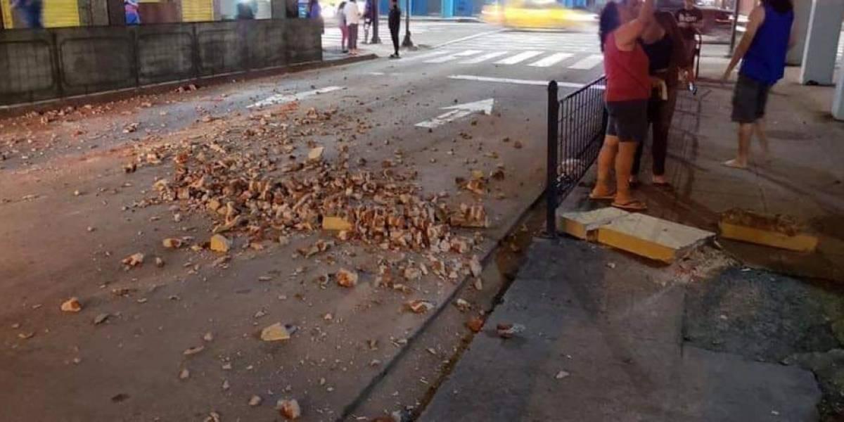 Falsas fotografías sobre sismos en Ecuador circulan en redes