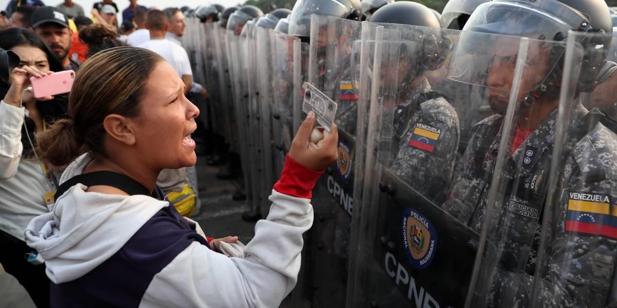 Así están las fronteras entre Colombia y Venezuela