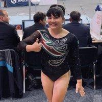 Alexa Moreno queda cerca de las medallas en Copa del Mundo