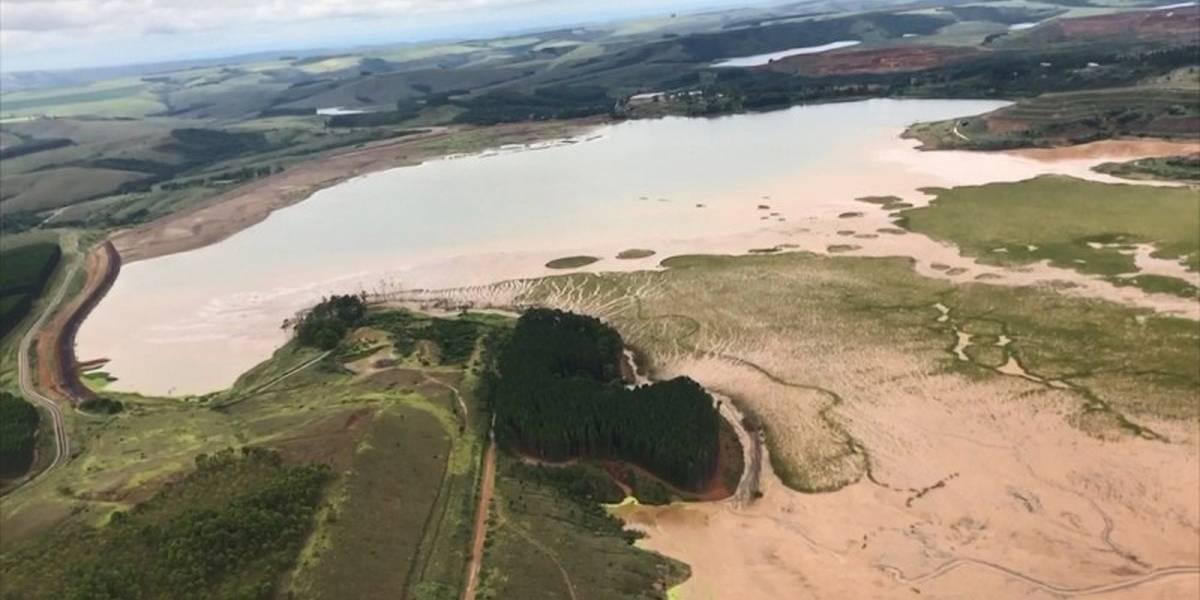 Mosaic declara situação de emergência em barragem na cidade de Araxá