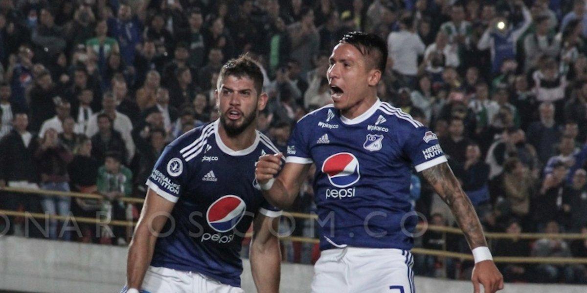 Ante Llaneros, Millonarios quiere continuar con puntaje perfecto en Copa Águila