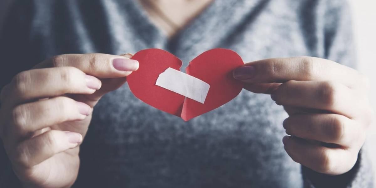 Como superar um coração partido?